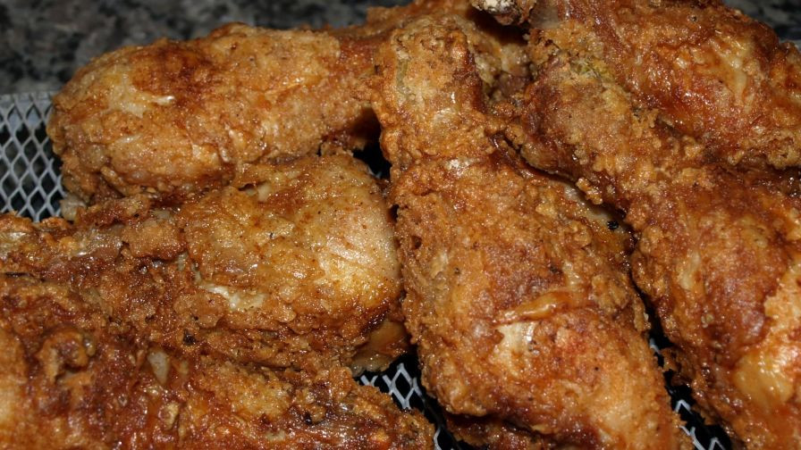 How Long To Deep Fry Chicken Legs  how long to deep fry chicken legs