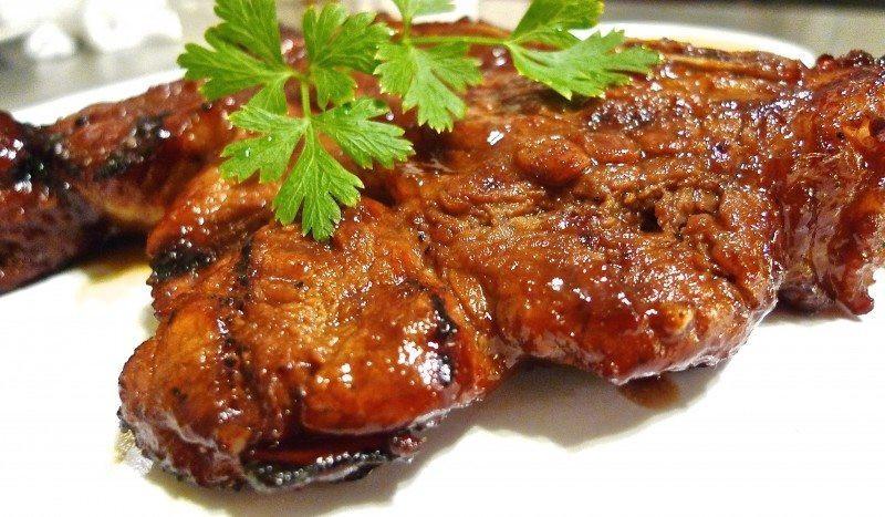 How Long To Grill Bone In Pork Chops  Simple Grilled Bone in Rib Pork Chops