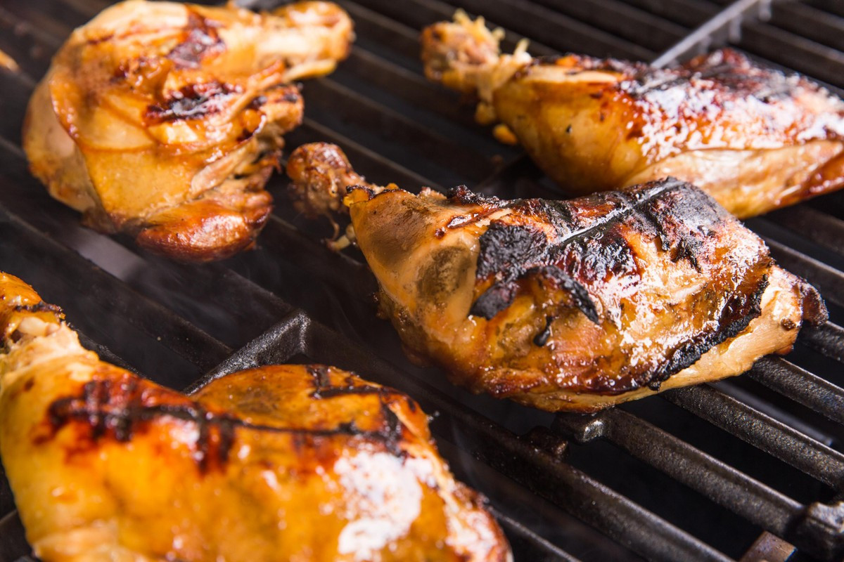 How Long To Grill Boneless Chicken Thighs  These Grilled Chicken Legs Are Pure Magic Recipe