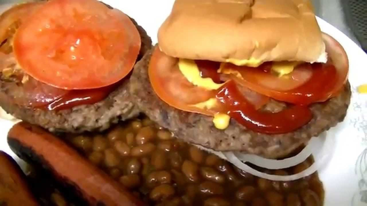 How Long To Grill Hamburgers  how long to cook hamburger on george foreman grill