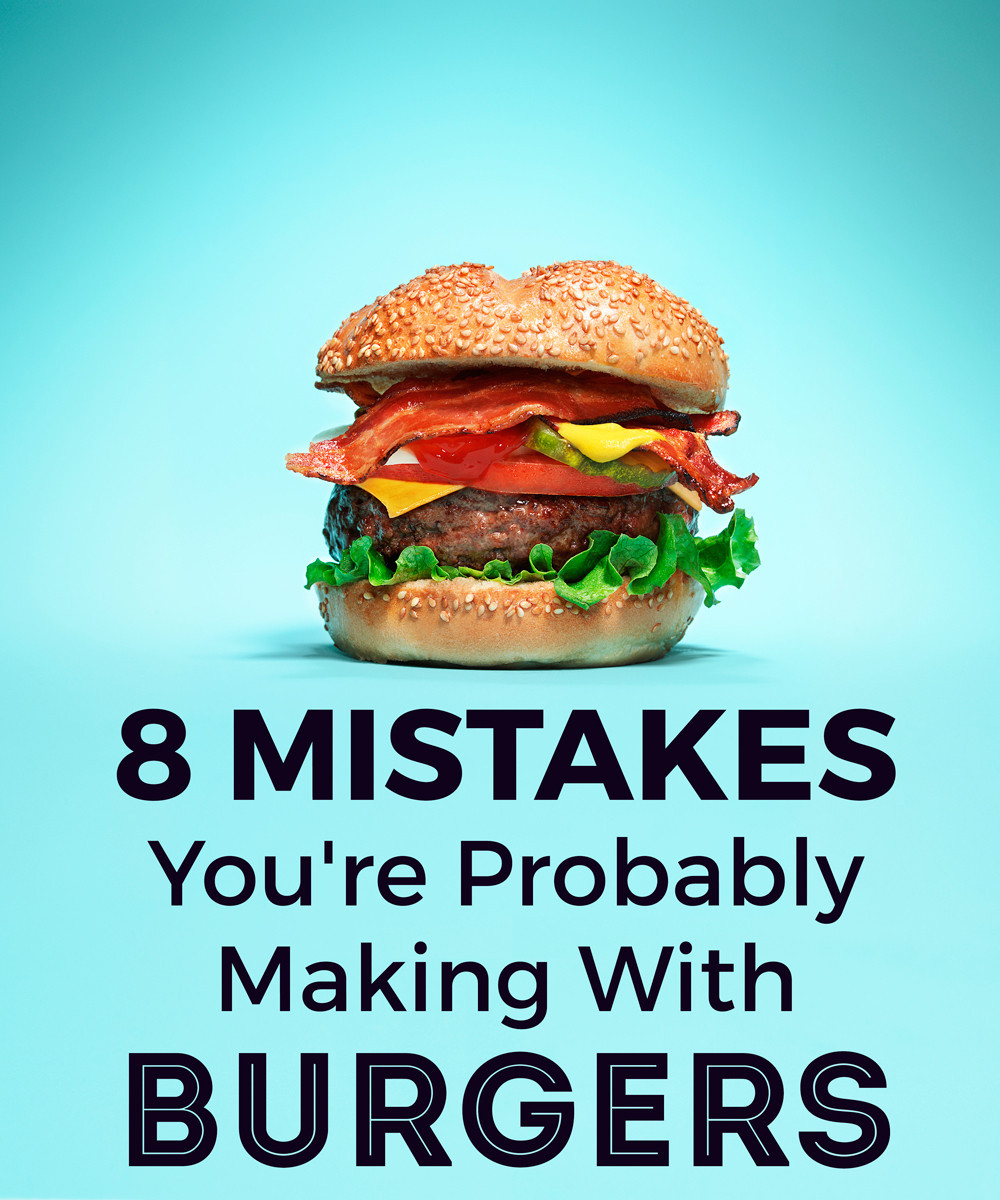 How Long To Grill Hamburgers  How To Cook Great Burgers And The Mistakes You Should