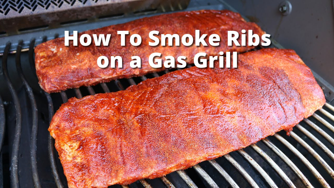 How Long To Grill Pork Ribs  how long does it take to grill ribs on a gas grill