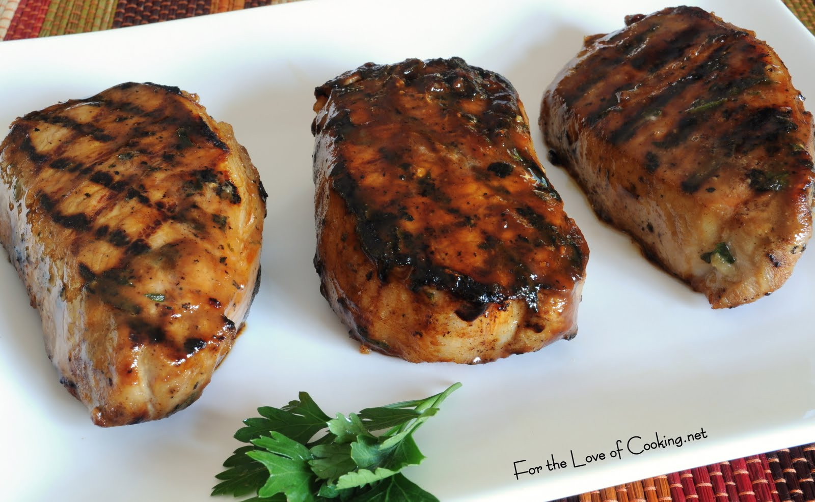 How Long To Grill Thick Pork Chops On Gas Grill  how to grill thick cut pork chops