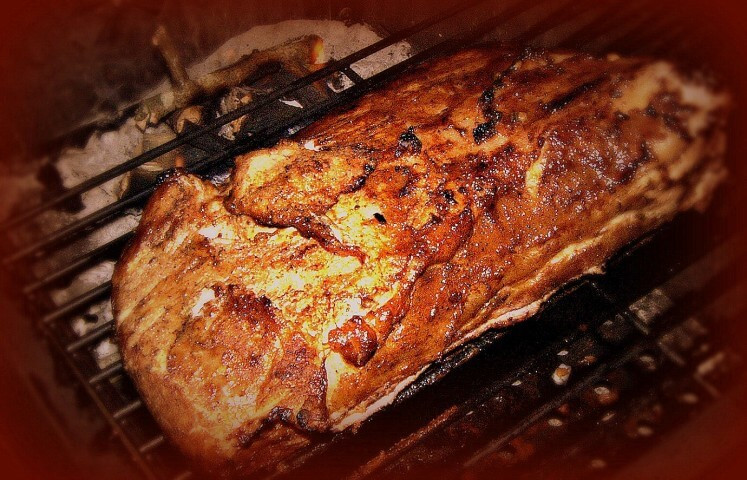 How Long To Smoke A Pork Loin  Smoked Pork Loin Recipe