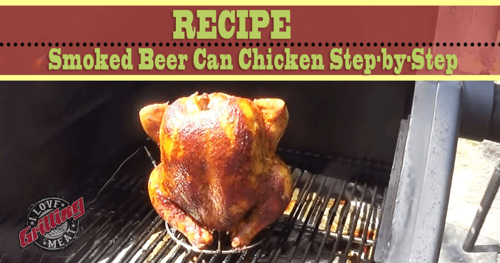 How Long To Smoke Whole Chicken  how long to smoke beer can chicken