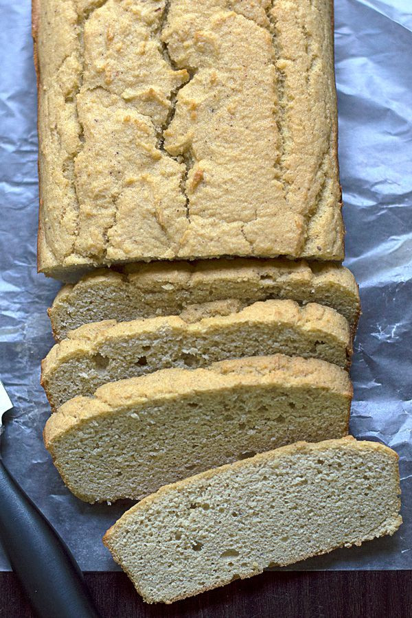 How Many Carbs In A Slice Of White Bread  Low Carb Gluten Free Bread