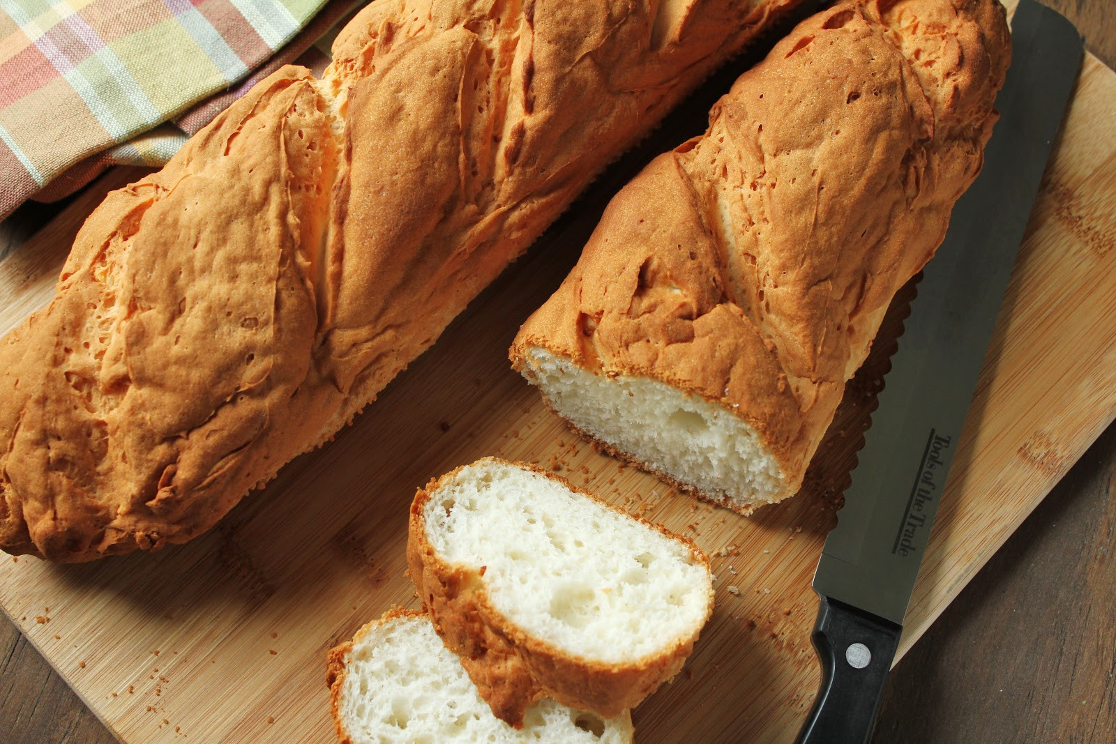 How Many Carbs In A Slice Of White Bread  Delicious as it Looks Awesome Gluten Free French Bread