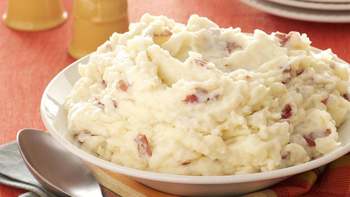 How Many Carbs In Mashed Potatoes  how many calories in homemade mashed potatoes and gravy