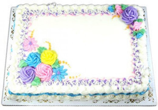 How Many People Does A Sheet Cake Feed  cake
