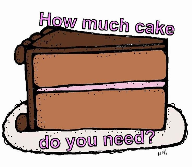How Many People Does A Sheet Cake Feed  Pin by Donna Bateman on Cakes Cupcakes