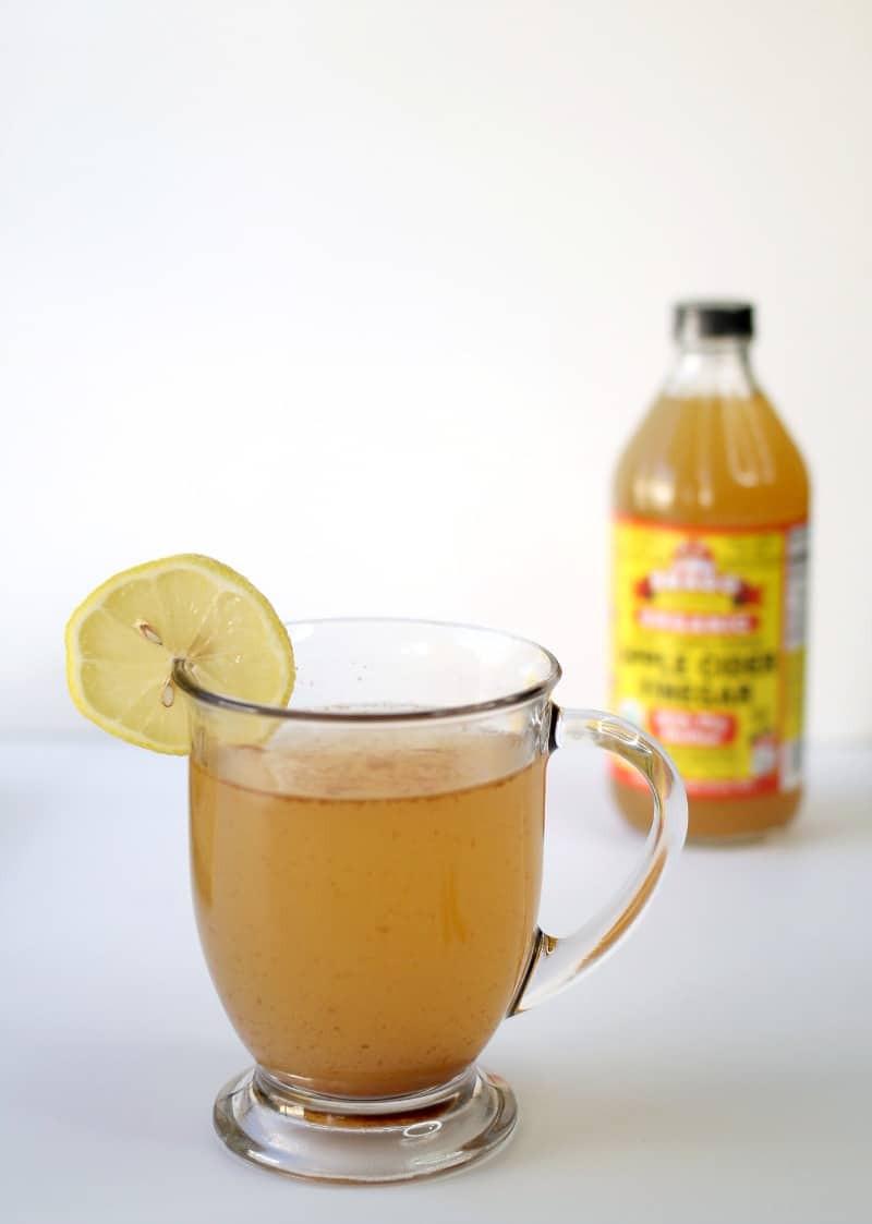 How Much Apple Cider Vinegar To Drink  Apple Cider Vinegar Detox Drink for Keto