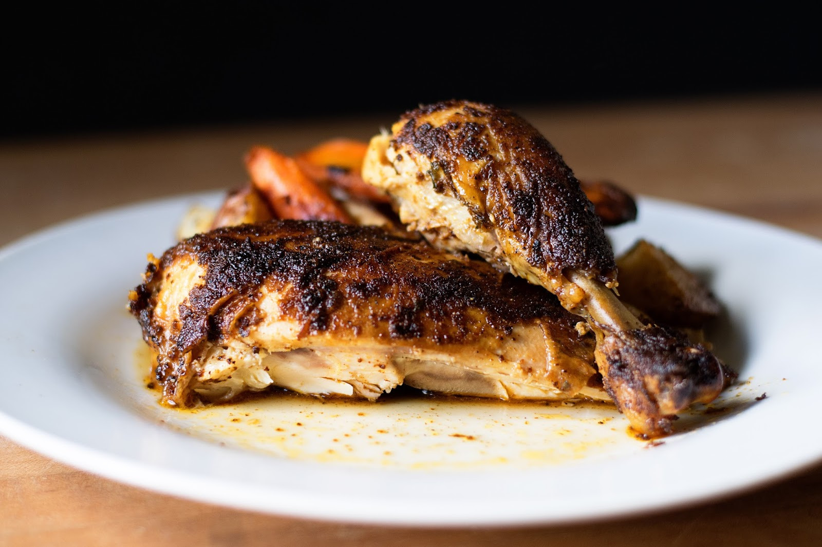 How To Bake A Whole Chicken  How to Cook a Whole Chicken in Crockpot Recipe The