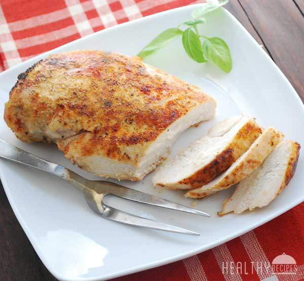 How To Bake Chicken Breasts In The Oven  How To Bake Chicken Breast