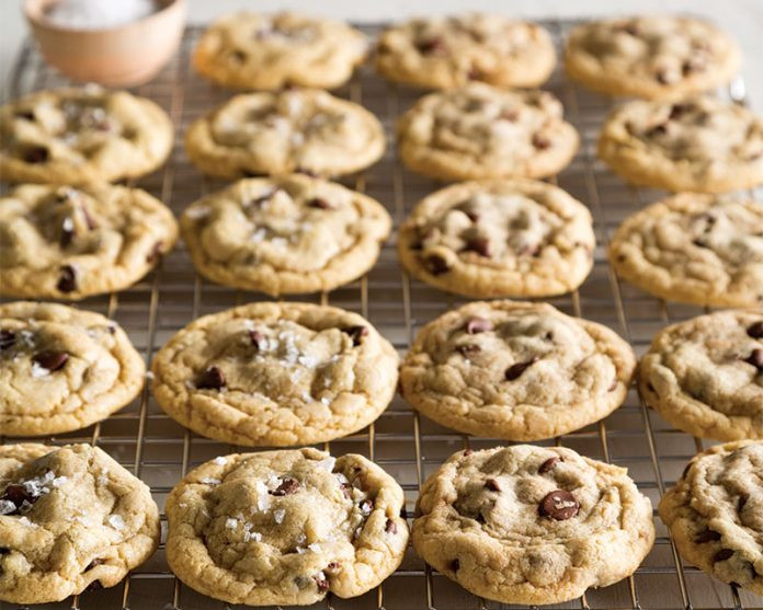 How To Bake Chocolate Chip Cookies  Chewy Chocolate Chip Cookie Bake from Scratch