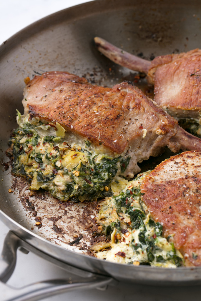 How To Bake Stuffed Pork Chops  20 Best Pork Chop Recipes How To Cook Pork Chops—Delish