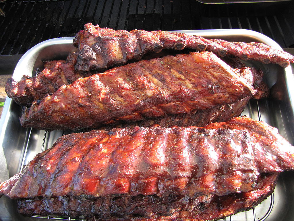 How To Bbq Pork Ribs  How to Grill Mom s BBQ Pork Ribs Victoria Day Recipes