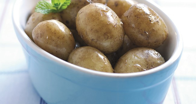 How To Boil A Potato  New Potatoes How to Boil Perfectly