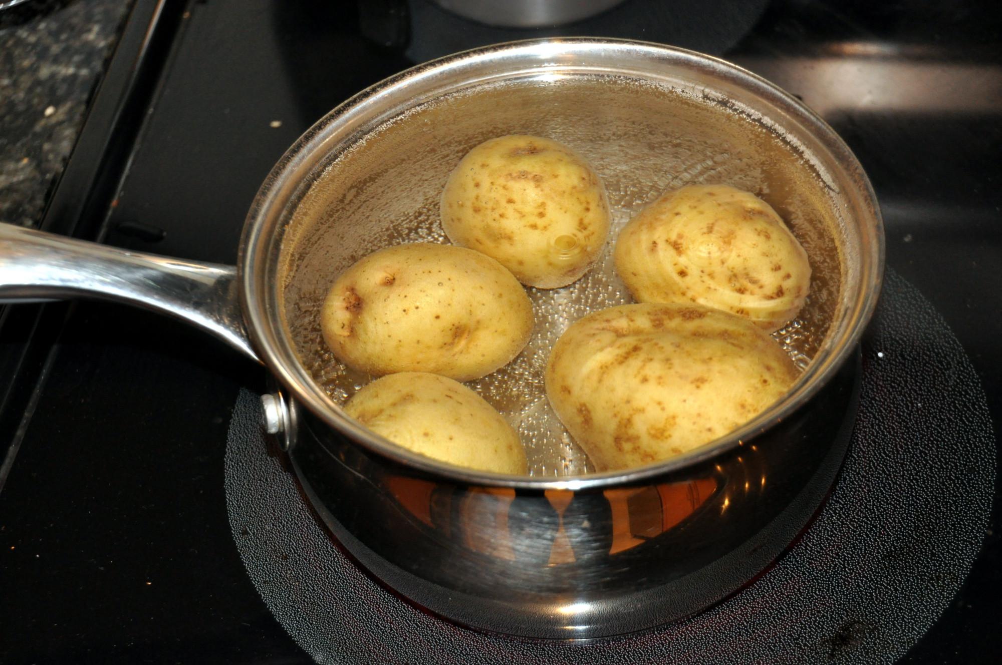 How To Boil A Potato  Baked Trout Pečený Pstruh recipe Slovak Cooking