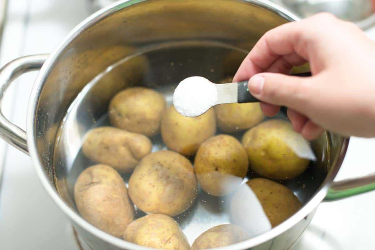 How To Boil A Potato  Easy Potato Salad Recipe with Tips