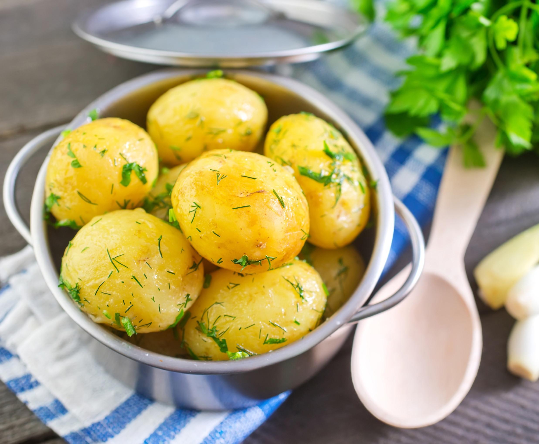 How To Boil A Potato  North Croatian boiled potatoes BigOven