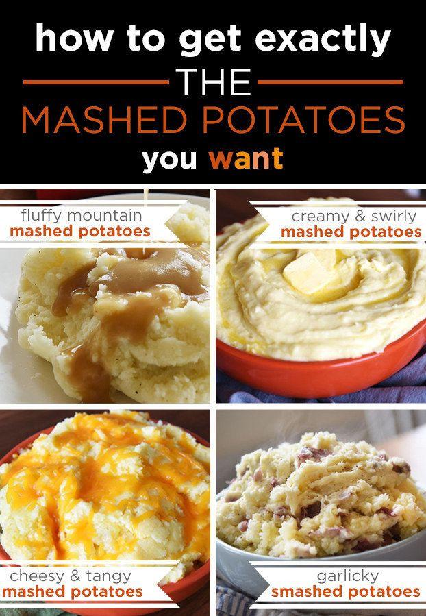 How To Boil Potatoes For Mashed Potatoes  All mashed potato recipes follow the same basic formula