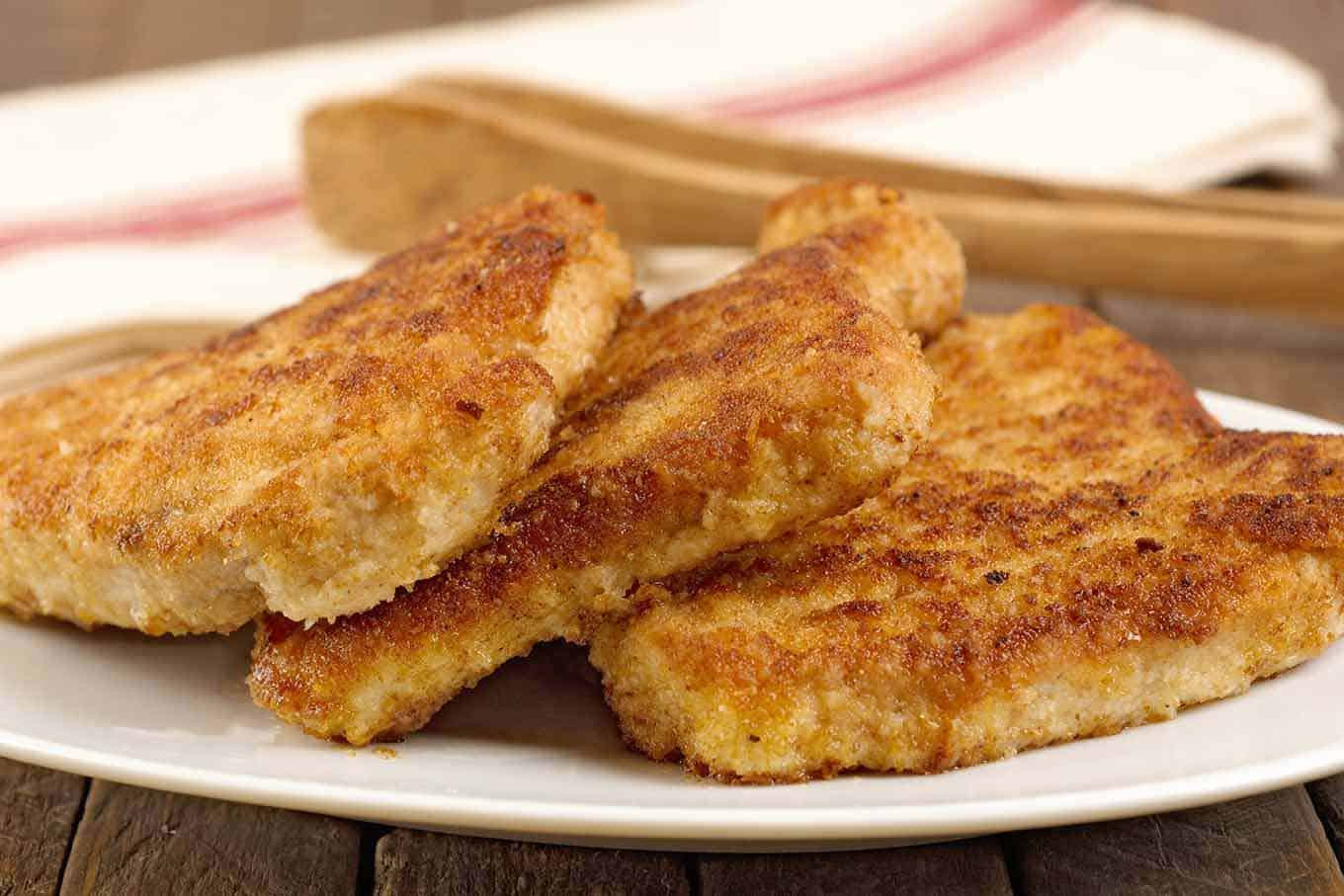 How To Bread Pork Chops  Breaded Pork Chops