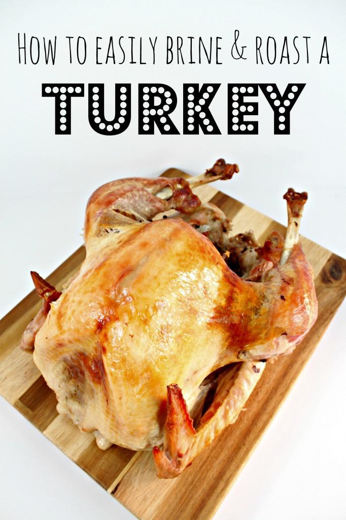 How To Brine A Turkey For Thanksgiving  easy buttermilk bribed turkey oxoturkeyday