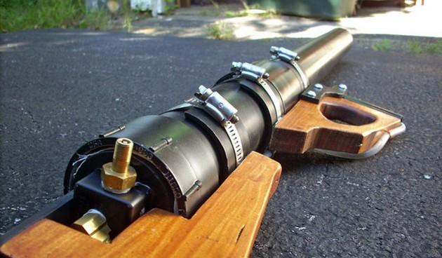 How To Build A Potato Gun  Build an Air Cannon for Cheap DIY Water Balloon and Potato