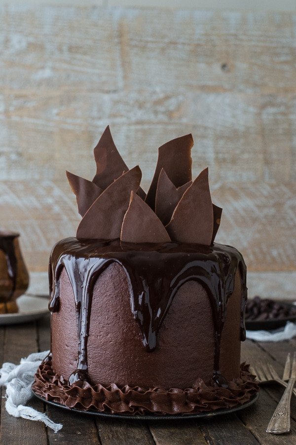 How To Cake It Chocolate Cake  Chocolate Chocolate Cake