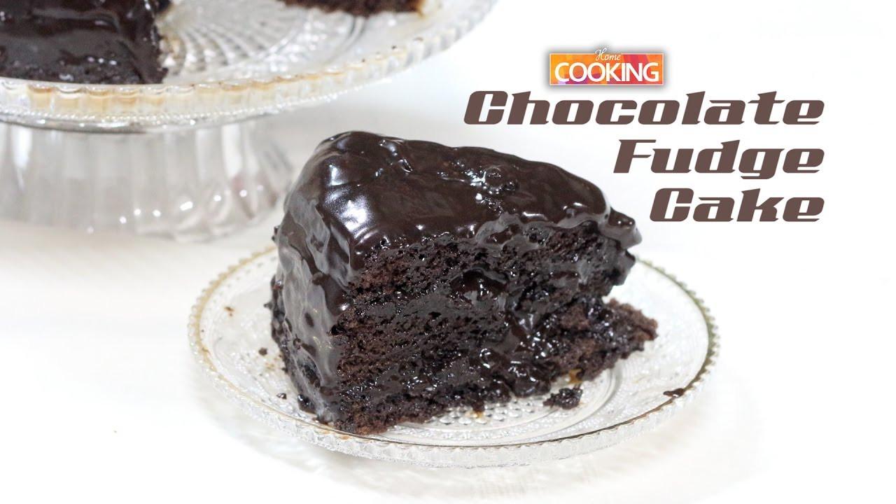 How To Cake It Chocolate Cake  Easy Chocolate Fudge Cake