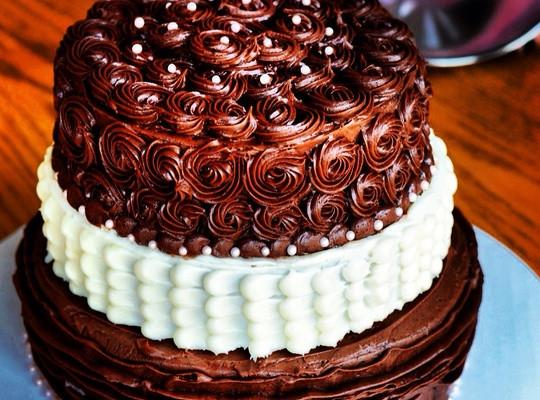 How To Cake It Chocolate Cake  How to Make a Perfect Chocolate Wedding Cake Recipe