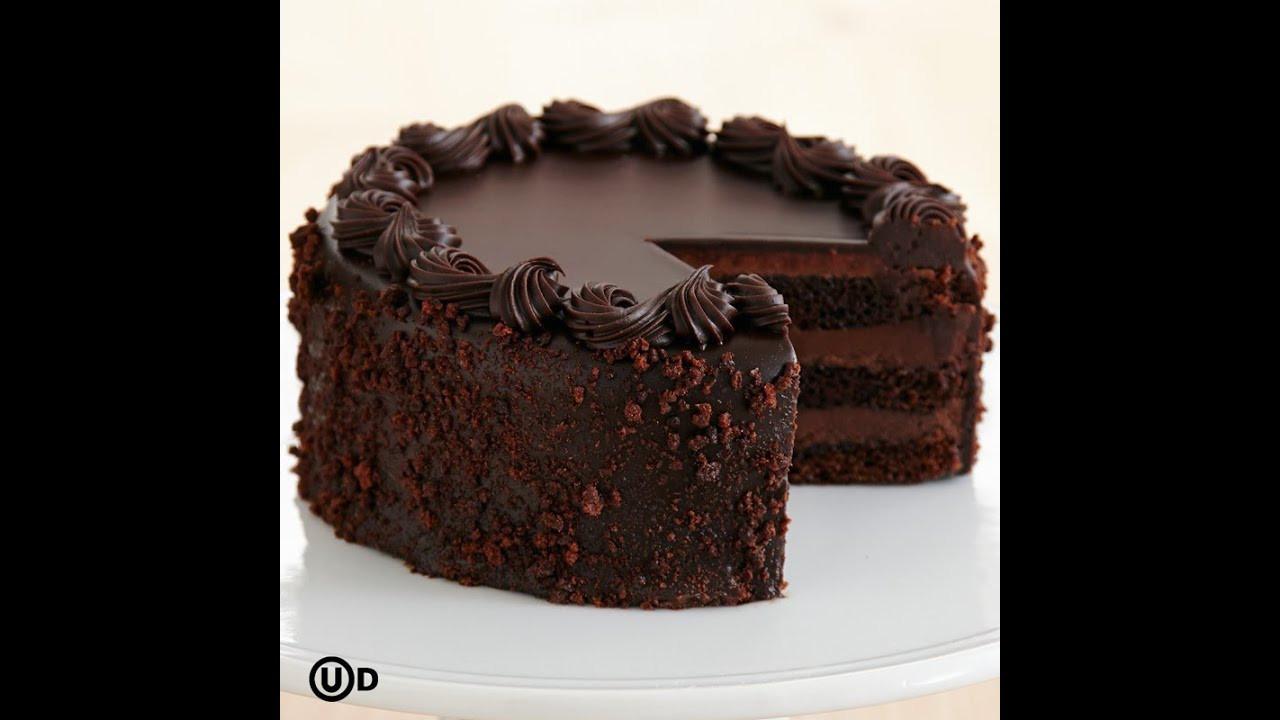 How To Cake It Chocolate Cake  How to make chocolate sponge cake
