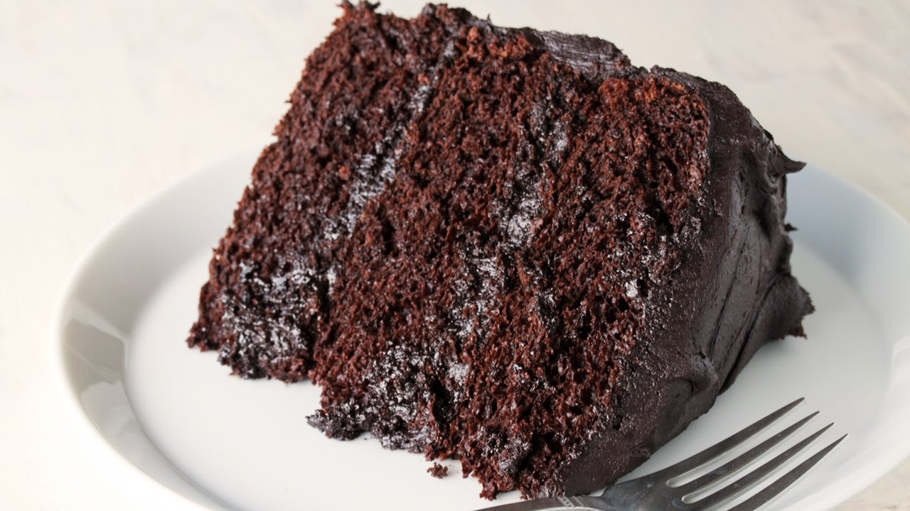 How To Cake It Chocolate Cake  How To Make The Most Amazing Chocolate Cake