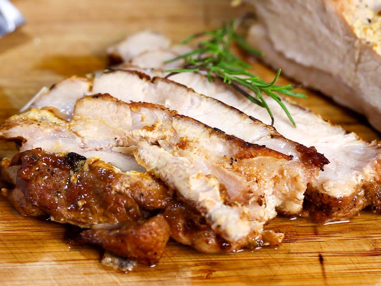 How To Cook A Pork Loin Roast  How to Roast a Pork Loin 9 Easy Steps wikiHow