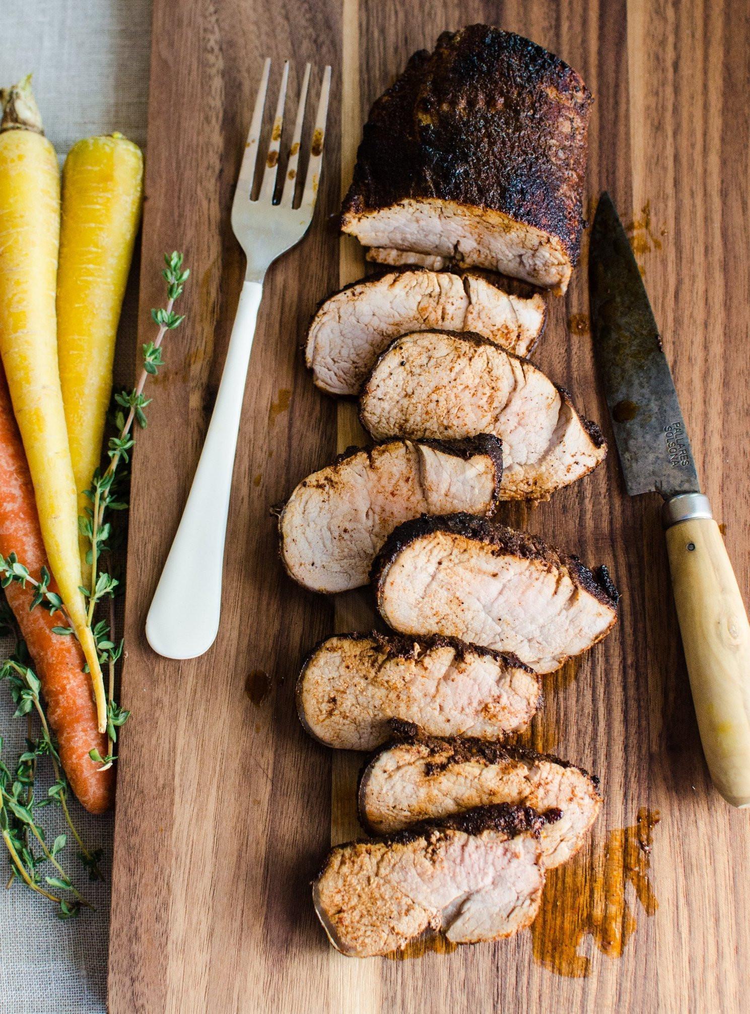 How To Cook A Pork Loin Roast  How To Make Roasted Pork Tenderloin BigOven