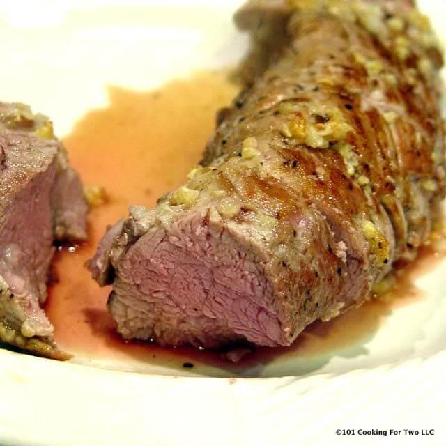 How To Cook A Pork Tenderloin In The Oven  Pan Seared Oven Roasted Pork Tenderloin