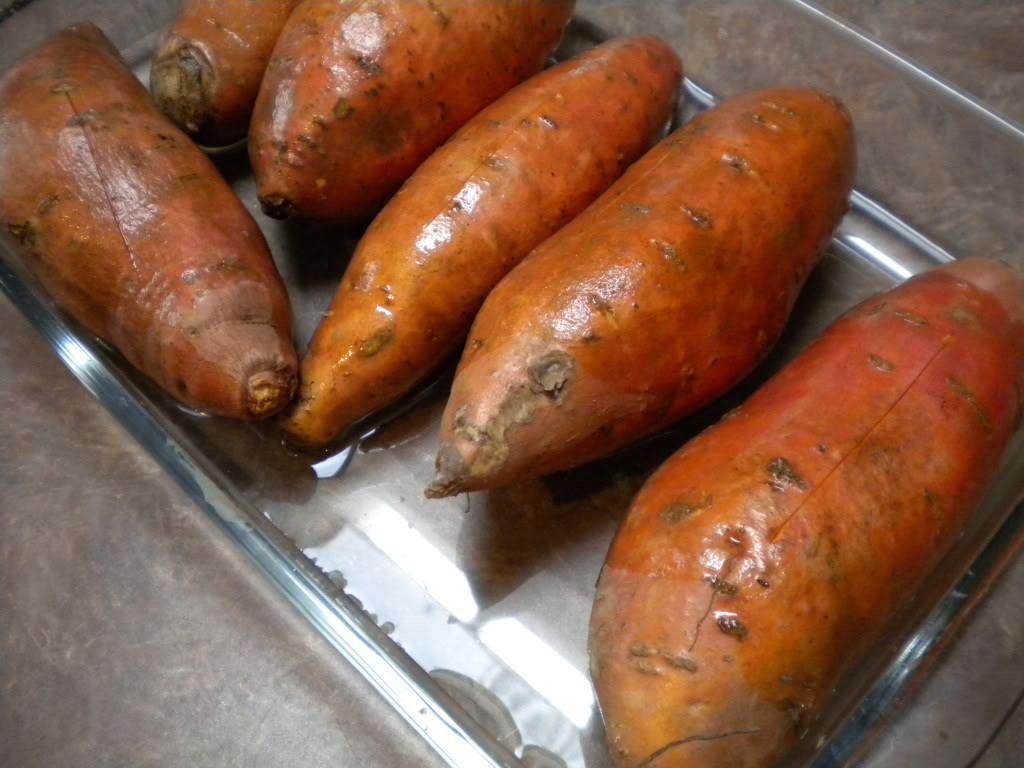 How To Cook A Sweet Potato In The Oven  How to Cook a Sweet Potato