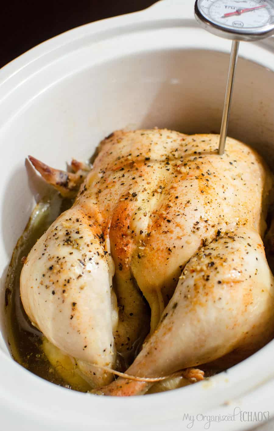 How To Cook A Whole Chicken  How to Cook a Whole Chicken in the Slow Cooker