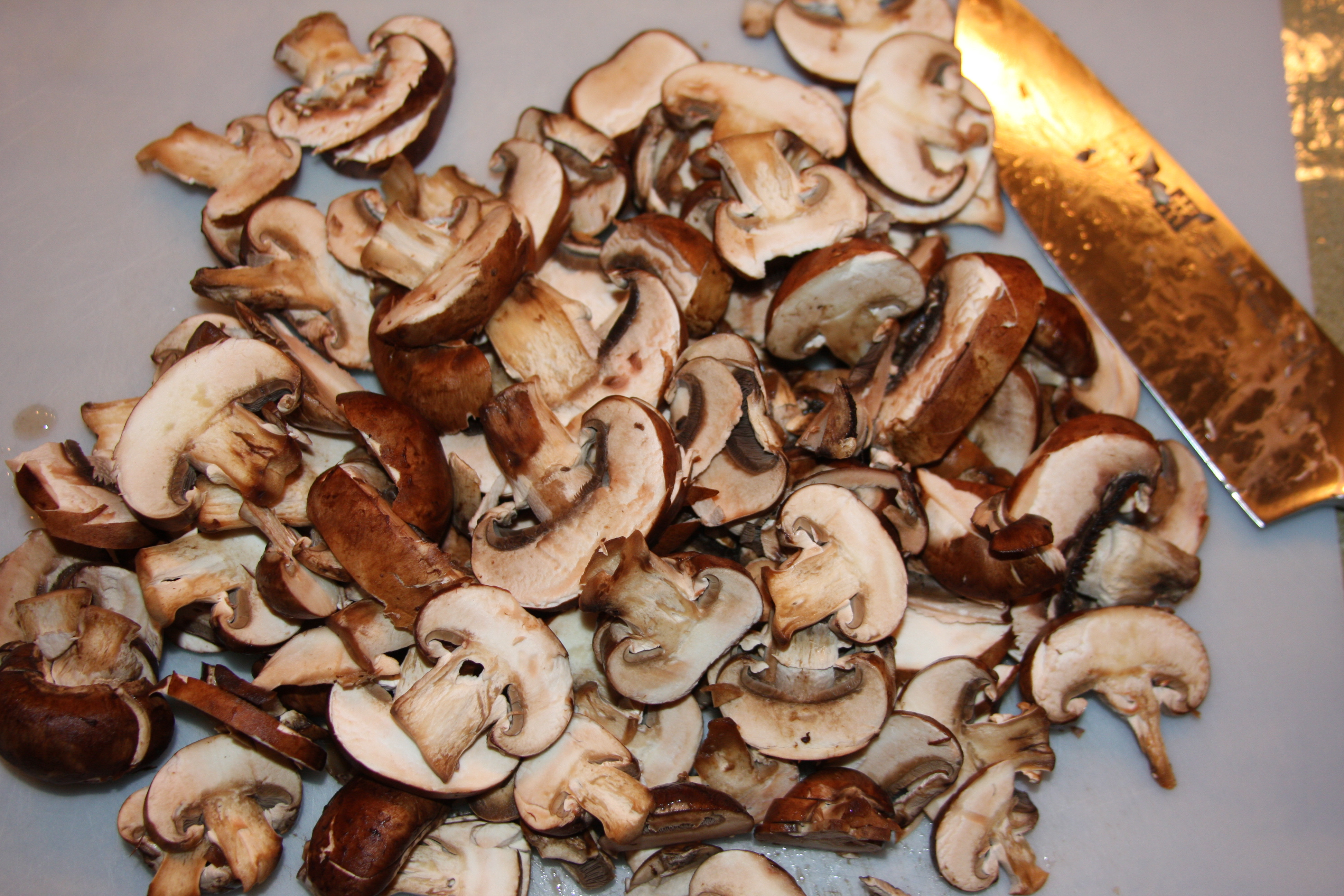How To Cook Baby Bella Mushrooms  Baby Bella Mushroom Soup
