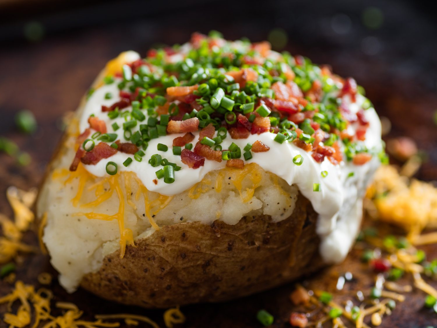 How To Cook Baked Potato  Ultimate Baked Potato Recipe