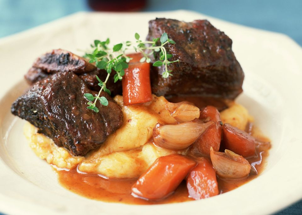 How To Cook Beef Short Ribs In A Slow Cooker  Recipe Slow Cook Beef Short Ribs The Yarn