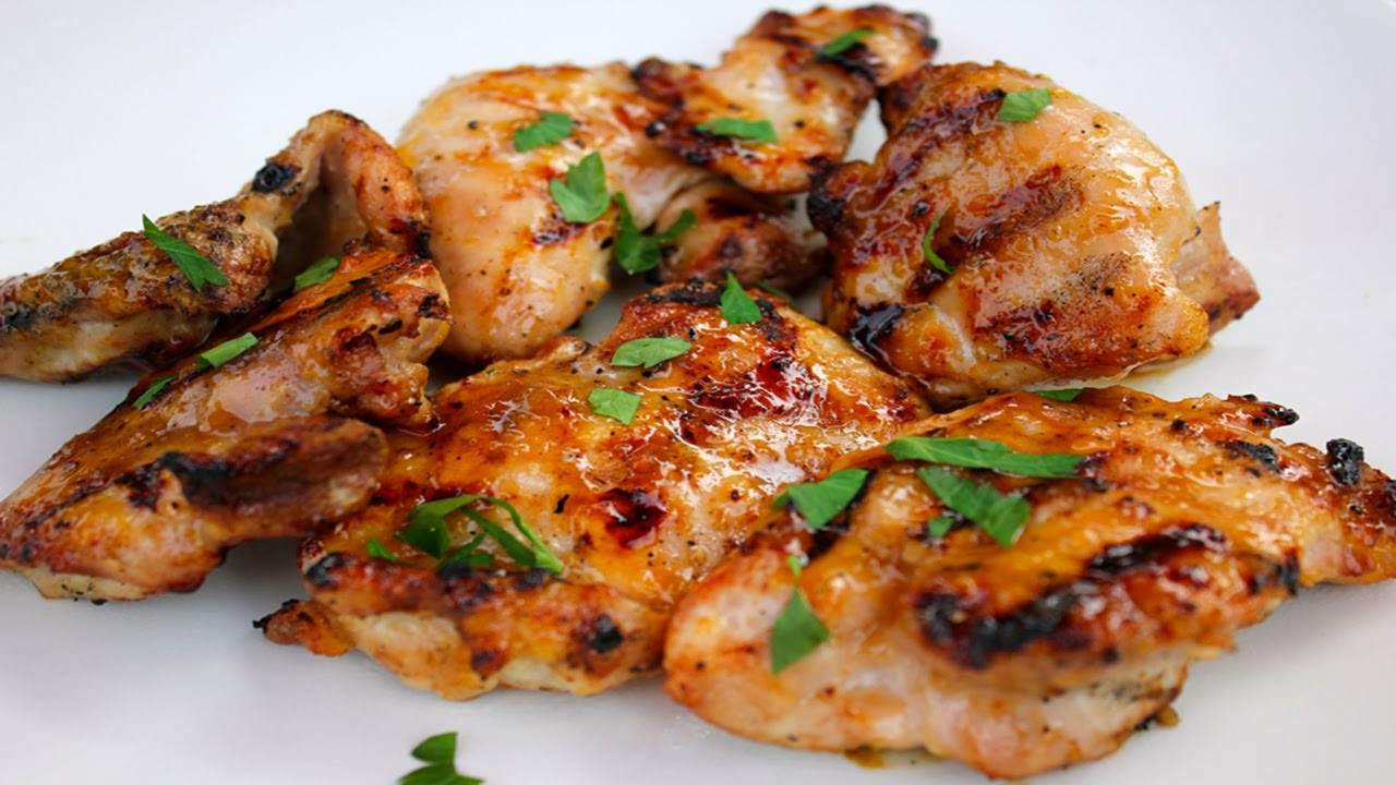 How To Cook Boneless Skinless Chicken Thighs  boneless chicken thigh recipes