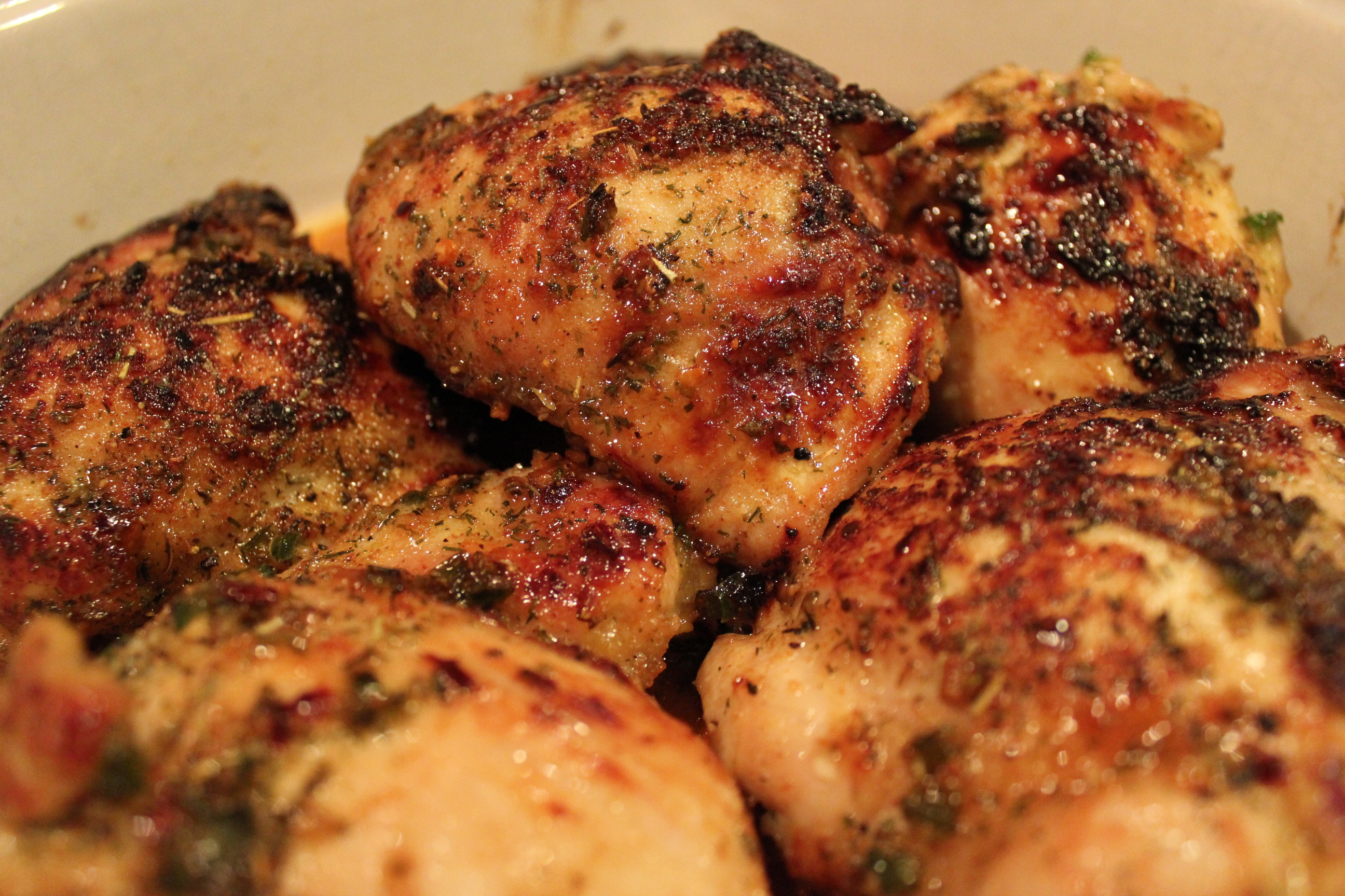 How To Cook Chicken Thighs  how to cook chicken thighs with bone