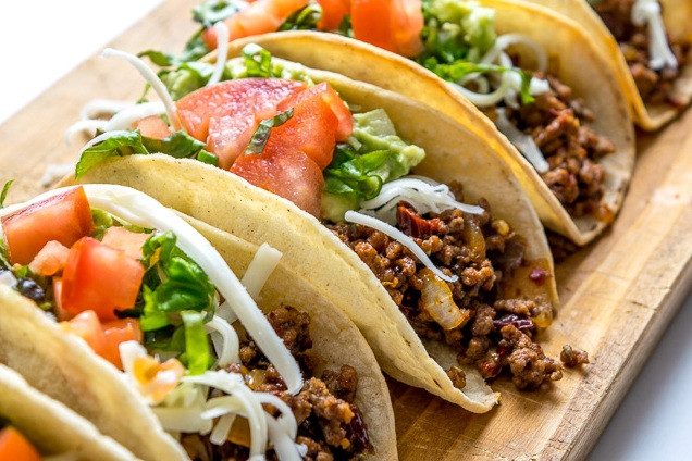 How To Cook Ground Beef For Tacos  Classic Ground Beef Tacos Hispanic Kitchen Hispanic