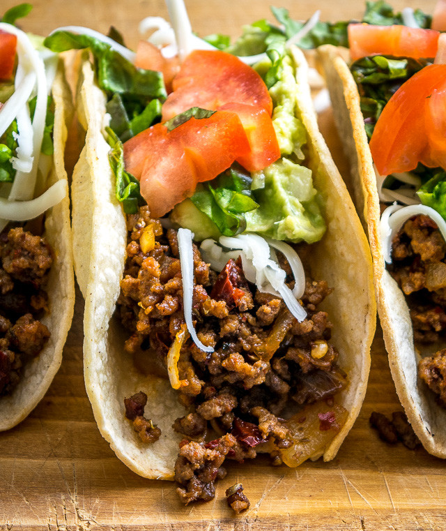 How To Cook Ground Beef For Tacos  Baked Taco Shells Are Just as Good as Fried