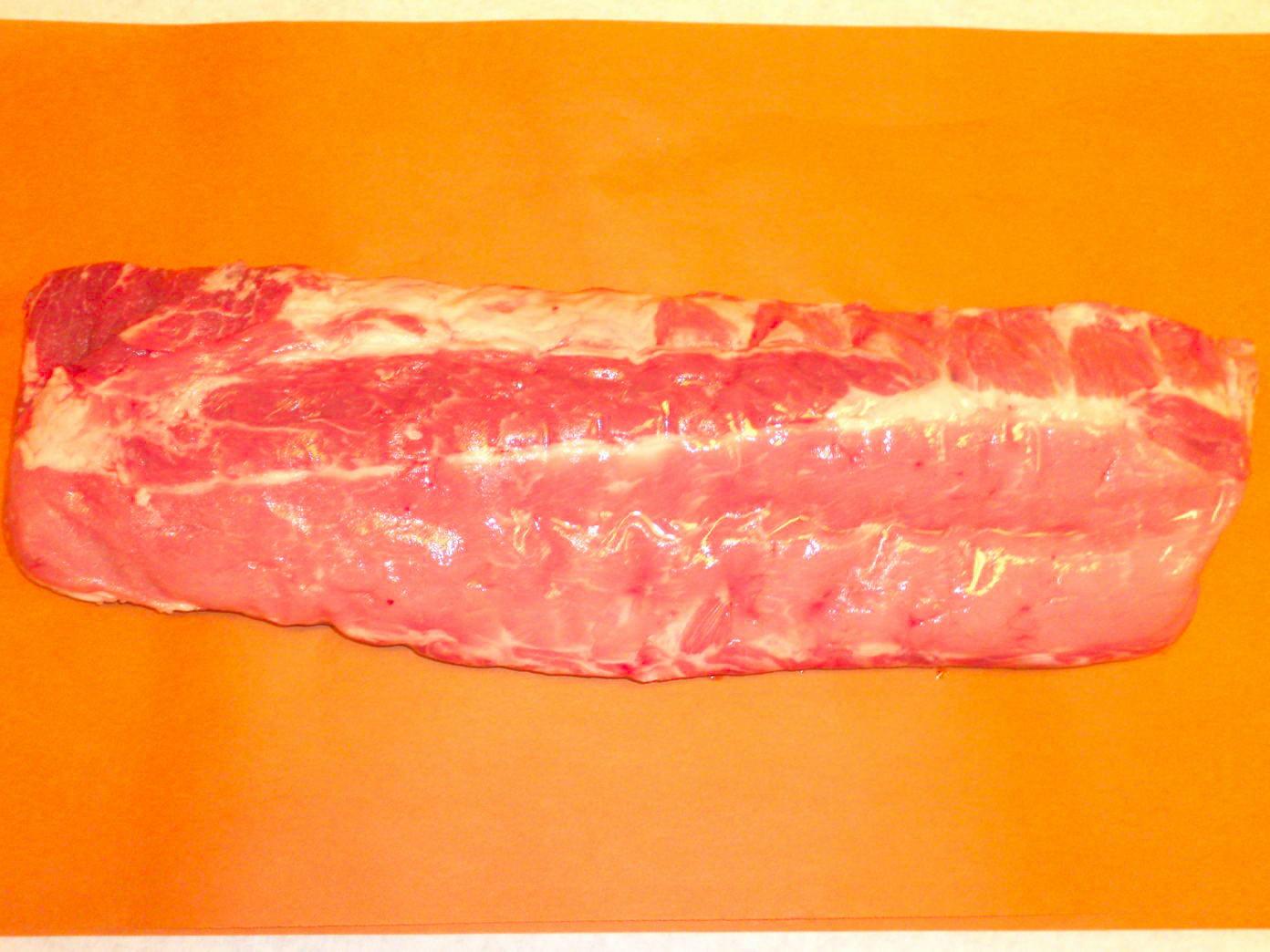 How To Cook Pork Loin Back Ribs  butcherblog How to Cook Pork Loin Back Ribs Baby