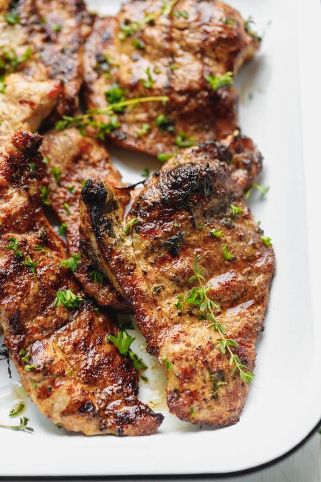 How To Cook Pork Shoulder Steak  How To Cook Pork Shoulder Steak Recipe Cooking LSL