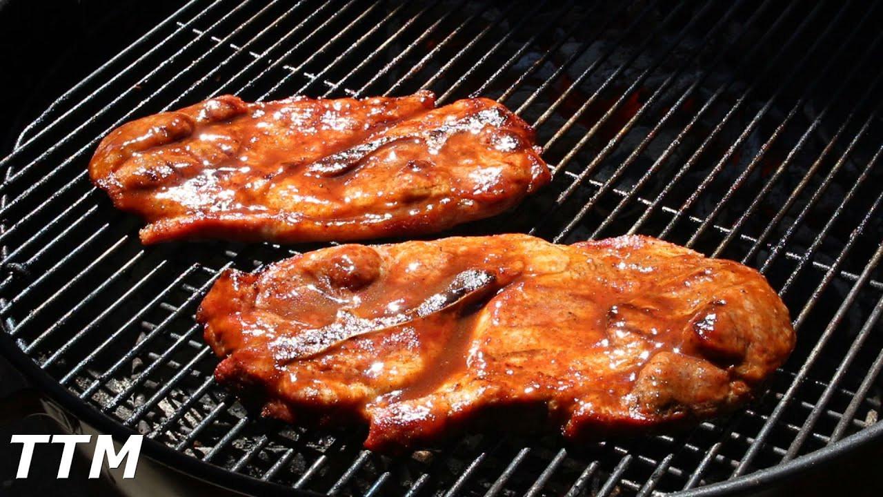 How To Cook Pork Shoulder Steak  The Best BBQ Pork Steak I ve Ever Cooked How to Cook Pork
