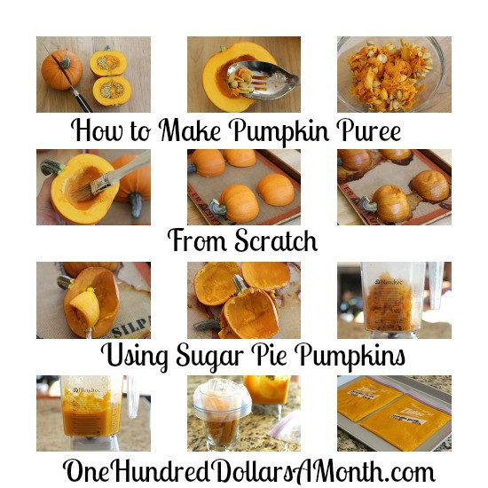 How To Cook Pumpkin For Pie  How to Cook a Pumpkin Pumpkin Pie Puree Recipe e