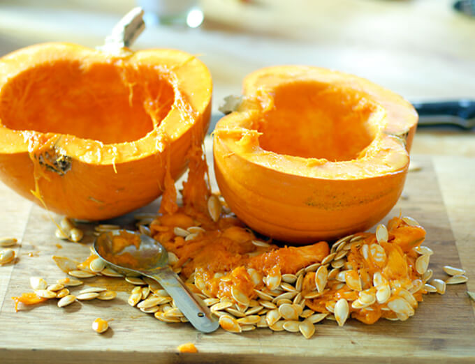 How To Cook Pumpkin For Pie  How to Roast a Pumpkin the Easy Way